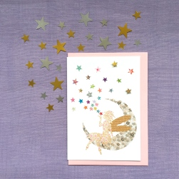 Fairy Dust Greeting Card