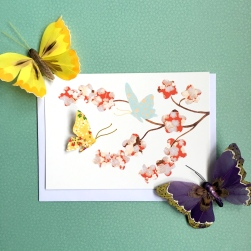Spring Fever Greetings Card