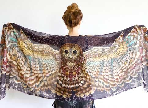 OWLscarf