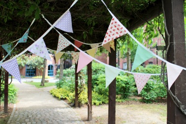 Bunting by the metre 2