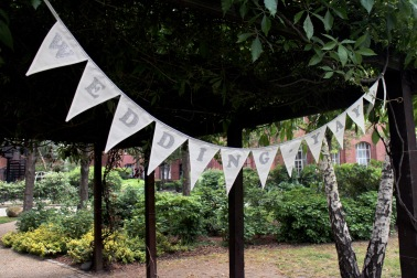 Wedding Yay bunting 2