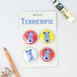 terrier badges