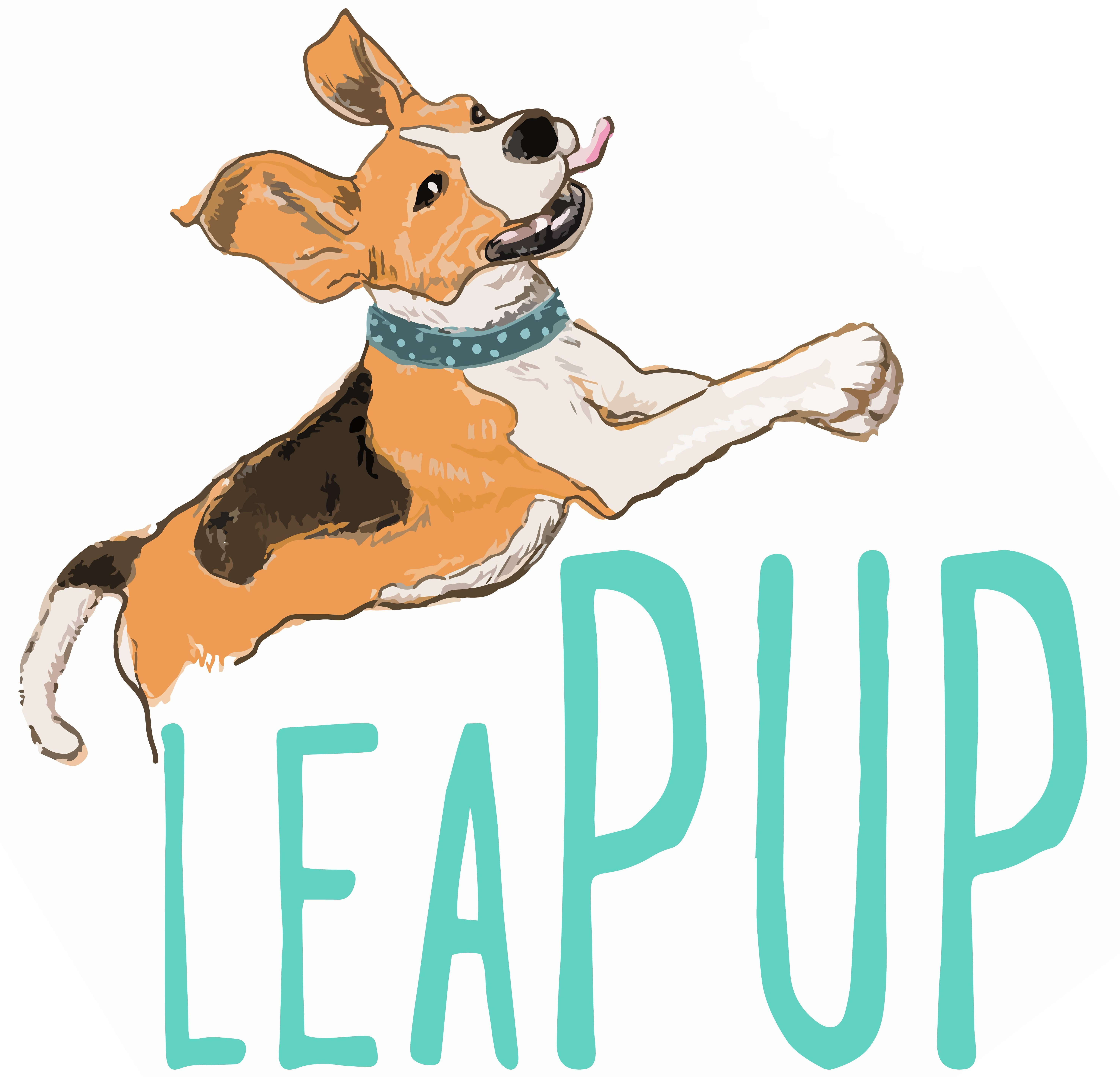 Leapup – Personalised pet pop art and pet portrait commissions by British artist Leanne Warren